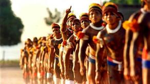 Mitos, calendário e estações no céu Tupi-Guarani.