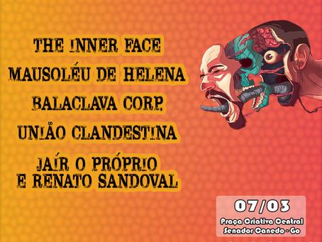 Festival de rock já consagrado, Rockriativo, divulga programação completa.