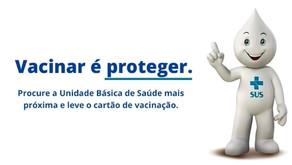 Campanha Nacional de Vacinação contra Poliomielite é prorrogada