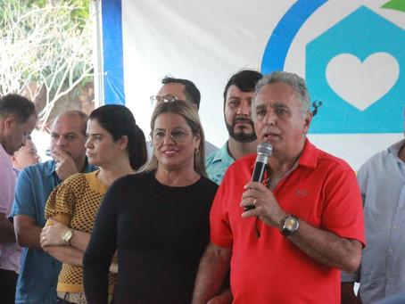 Senador Canedo [Social]: Jardim Liberdade recebe o Cidadania nos Bairros.