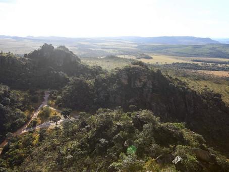 Governo de Goiás: Semad realiza ações de revitalização no Parque Estadual dos Pirineus.