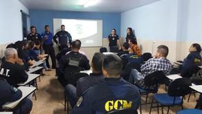 Senador Canedo [Segurança]: Guarda Municipal participa de curso sobre atendimento integrado.