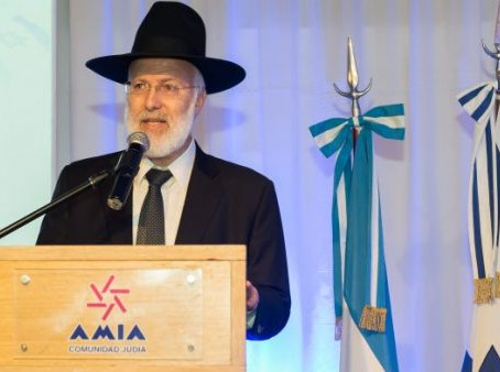 Racismo contra judeus: destacado rabino da Argentina é espancado ao ter sua casa invadida.