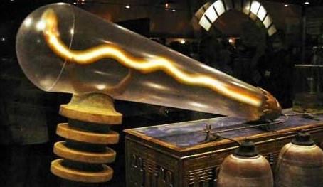 Os antigos egípcios tinham eletricidade?