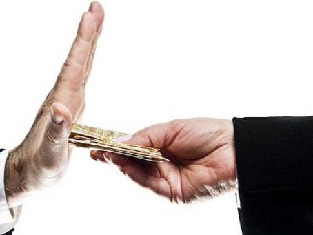 Rede de ONGs ensina a deter corrupção enquanto é tempo.