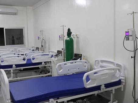 Hospital Municipal de Senador Canedo atende demanda de Covid há quase 2 meses