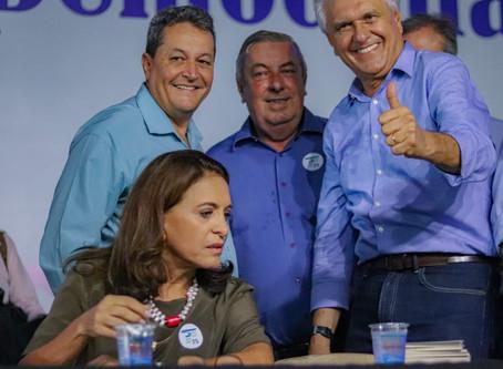 Dr. Reinaldo se filia ao DEM.