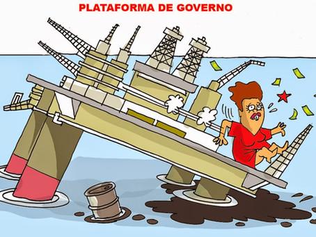 Porque o PT, o PSOL e o PCdoB foram sepultados?