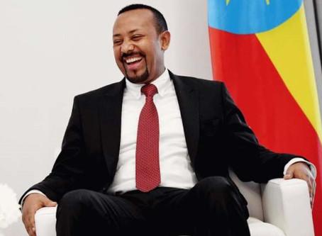 Primeiro ministro da Etiópia leva o Nobel da Paz 2019.