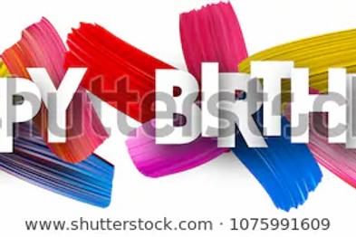 4' x 8' Birthday Banner