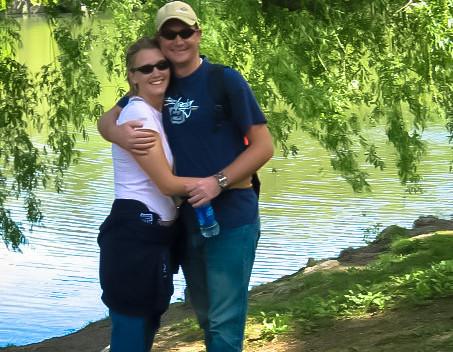 Justine & Donovan: Bethesda Fountain, NY