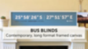 Bus Blinds