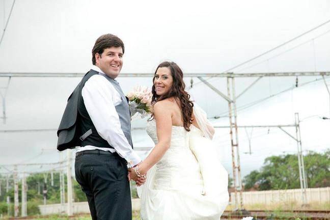 When Honeymoon Feels Like A Cyclone (Kerry & Ryan, Durban)
