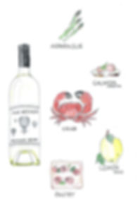 Sauvignon Blanc Food & Wine Pairing