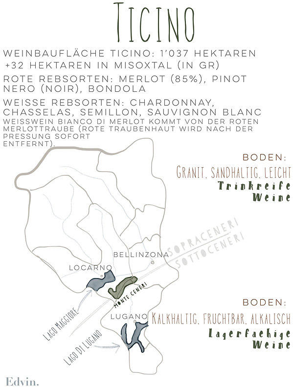 Blauburgunder Wine Map
