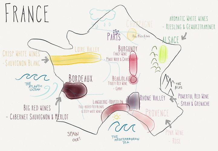 France Wine Region