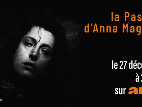 La Passion d'Anna Magnani sur Arte