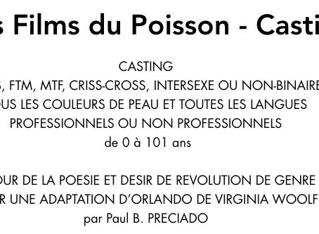 Les Films du Poisson - Casting