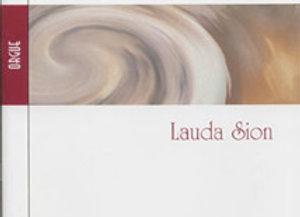 "ANDRES Edouard, Paraphrase sur ""Lauda Sion"""
