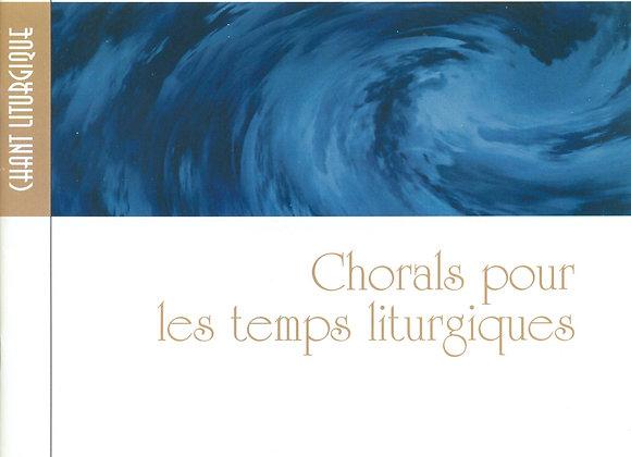 SCHÜTZ Heinrich, Chorals pour les temps liturgique