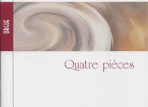 ANDRES Edouard, Quatre pièces