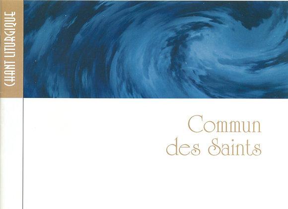Hymnes, Commun des Saints