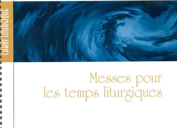 DOURY Pierre, Messes pour les temps liturgiques