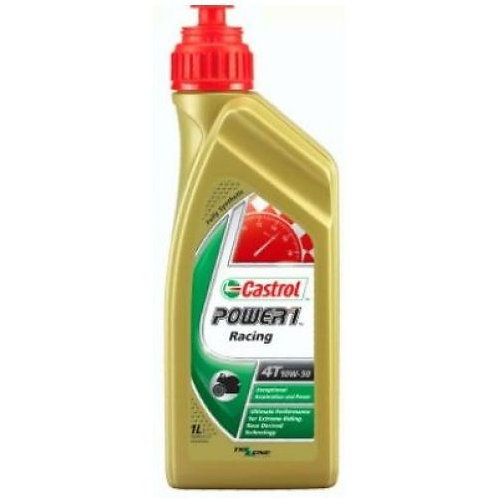 Castrol Power1 Racing Fully-Synthetic 10W50 1L