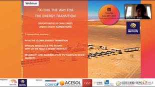 """Sebastián Ávalos: """"El éxito de la transición energética requiere de un ecosistema de calidad"""""""