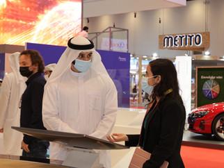 Suncast concluye actividades en EXPO Dubai con más de 20 reuniones de negocios