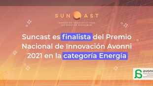 Suncast: la startup de innovación en energías renovables es finalista al Premio Avonni