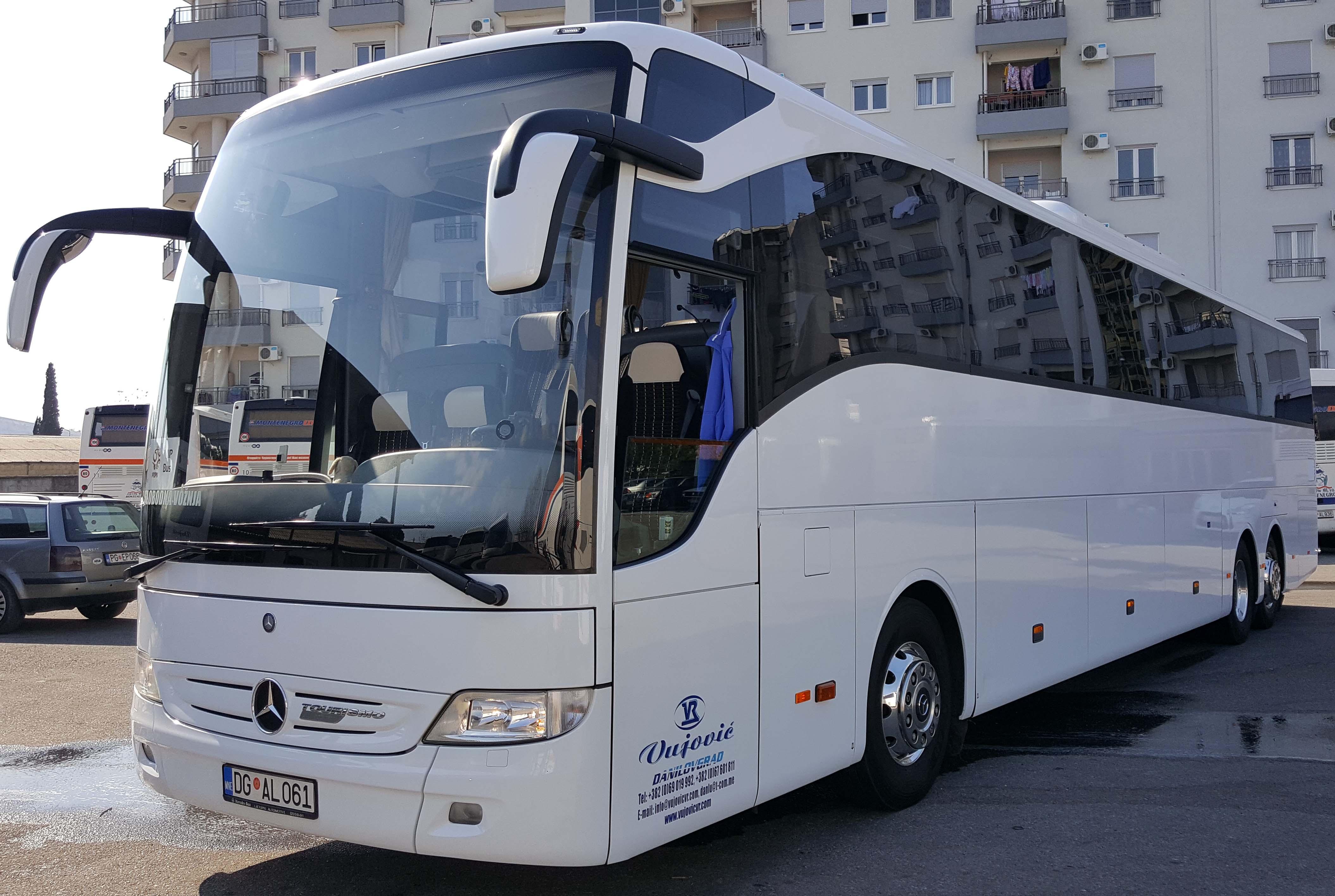Mercedes Tourismo VIP