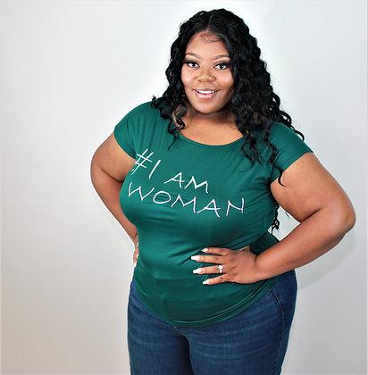 I Am Woman Tees