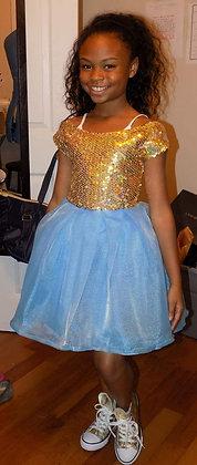 Organza Tulle Dress