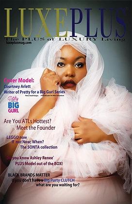 LUXE PLUS Magazine/Calendar 2021