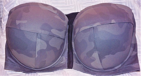 Camo Grey Stretch (Bra Only)