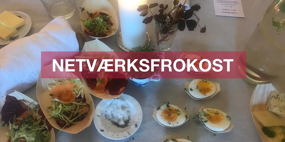 Netværksfrokost · 26. juni