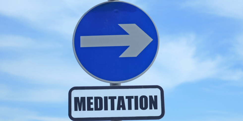 Meditation To.Go · Hver fredag morgen i september