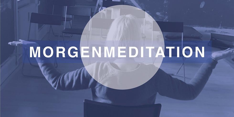 Morgenmeditation · 20.12. · kl. 8.15