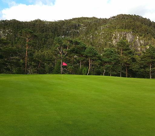 Hull 5 prekestoln golfklubb