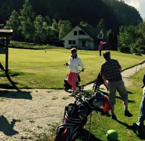 aktivtet preikestoln golfklubb