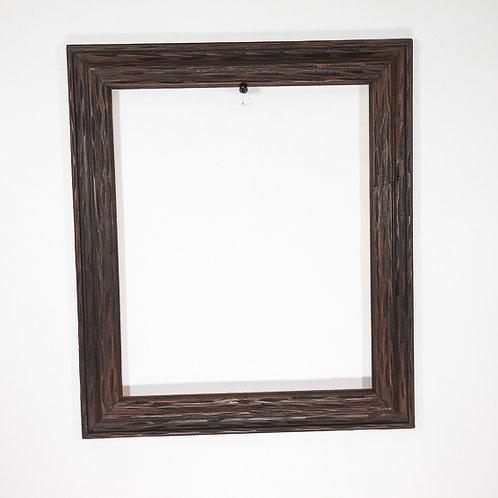 20x24 carved wood frame