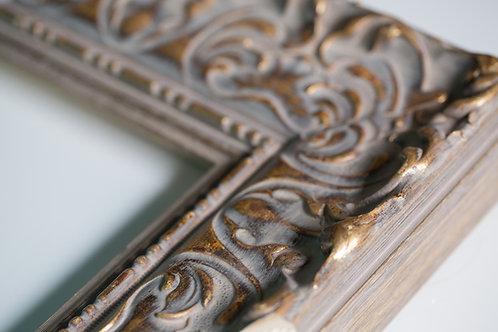 Gold Ornate - Individual Frame Sample (Tier 4)