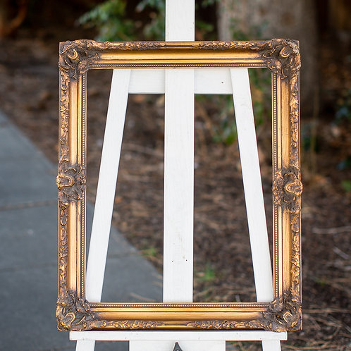16x20 gold ornate frame
