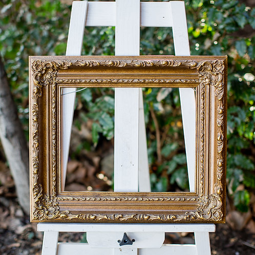11x14 gold ornate frame