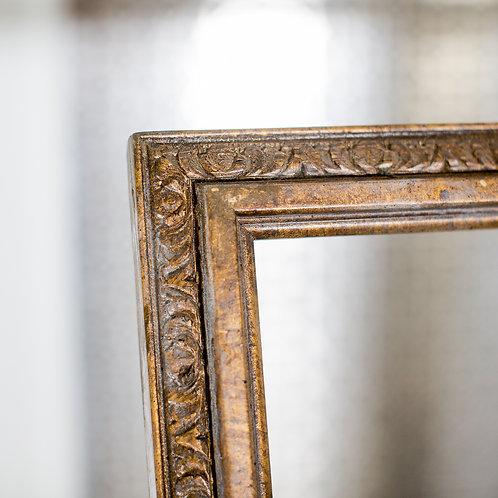 20x30 thin gold frame