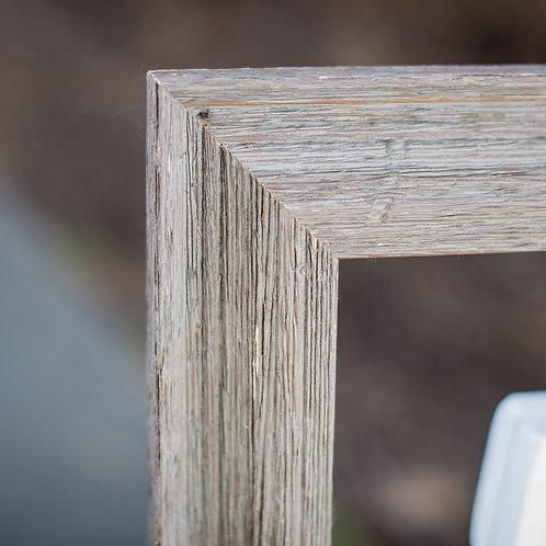 18x24 rustic barnwood frame