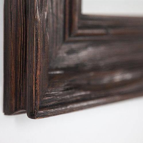 16X20 carved wood frame