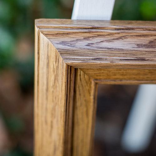11x14 oak frame