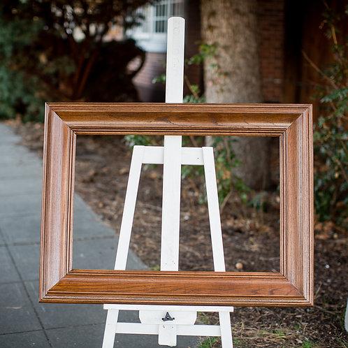 20x30 oak frame